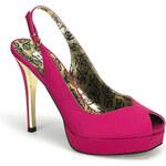 Peony-03 dámská obuv Pleaser na platformě a podpatku 35 (US 5)