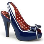 Pin Up Couture Bettie-05 dámské sandálky Pleaser 35 (US 5)