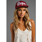 Stampd Dope Hat in Red