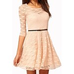 LightInTheBox Women's Lace Dress