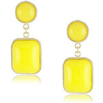 LightInTheBox Lovely 18K Gold Plated Alloy Drop Earrings More Color Available