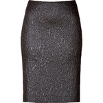 Philosophy di Alberta Ferretti Textural Jacquard Pencil Skirt
