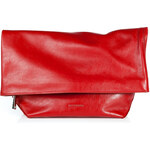 Jil Sander Leather Medium Pilade Clutch