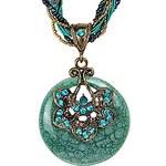 LightInTheBox Women's Vintage Bohemia Circular Necklace