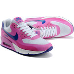 Nike Air Max 90 Hyperfuse Pink / White / Blue