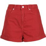 Topshop MOTO Denim Mom Shorts