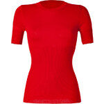 Steffen Schraut Fabulous Red Knit Top