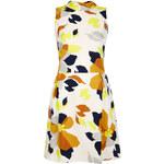 Topshop Marigold Floral 60s Dress