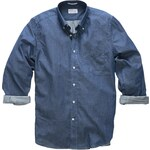 Gant Luxury Indigo Shirt
