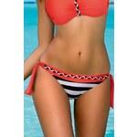 Gabbiano Dámské plavky Simone korálové dolní díl XL