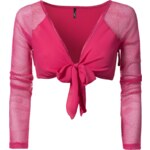 Intimissimi Georgette Wrap-Over Top