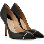 Paul Andrew Leather Corinth Pumps