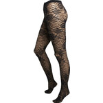 Lindex Lace tights, 40 denier