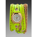 La Mer EXCLUSIVE Odyssey Chain Wrap in Yellow