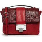 Liquorish Snake Crossbody Bag - Red