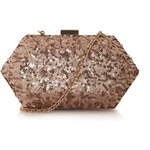 Topshop Sequin Box Clutch
