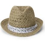 Boardman Bros Women's Crochet Trilby - Natural