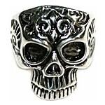 LightInTheBox Fashion Stainless Steel Ring - Skeletons