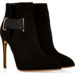 Rupert Sanderson Suede Pharos Ankle Boots