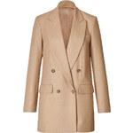 Michael Kors Felted Wool Boyfriend Jacket