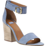 Baťa Rafinované sandály ve světle modré barvě