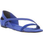 Baťa Unikátní sandály v modré barvě