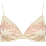 Topshop Triangle Cup Bra