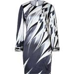Emilio Pucci Stretch Silk Mosaic Dress