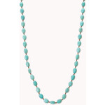 FOREVER21 Earthy Beaded Necklace