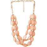 FOREVER21 Standout Layered Bead Necklace