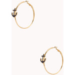 FOREVER21 Set Sail Midsize Hoops