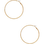 FOREVER21 Oversized Layered Hoops