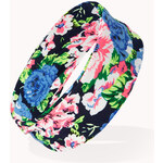 FOREVER21 Island Floral Headwrap