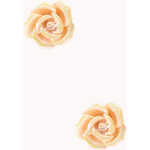 FOREVER21 Futuristic Rose Studs