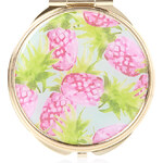 FOREVER21 Passion Pineapple Compact Mirror