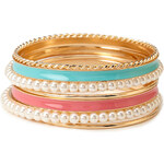 FOREVER21 Sweet Tooth Bangle Set