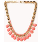 FOREVER21 Regal Bib Necklace