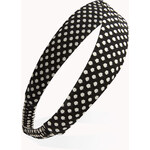 FOREVER21 Swiss Dots Headwrap