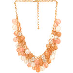 FOREVER21 Chic Bauble Bead Necklace