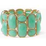 FOREVER21 Heirloom Faux Stone Bracelet