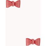 FOREVER21 Cool-Girl Bow Earrings