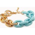 FOREVER21 Bright Thing LInk Bracelet