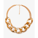 FOREVER21 Curb Link Chain Necklace