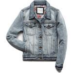 FOREVER21 girls Tough-Girl Denim Jacket (Kids)
