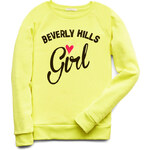 FOREVER21 girls Beverly Hills Girl Sweatshirt