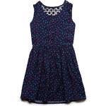FOREVER21 girls Crochet Floral Dress (Kids)