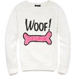 FOREVER21 girls Fancy Bones Sweatshirt (Kids)