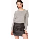 FOREVER21 Moto Babe Mini Skirt