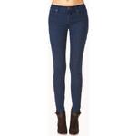FOREVER21 PLUS Favorite Ankle-Length Skinny Jeans