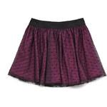 FOREVER21 girls Swiss Dot Lace Skirt (Kids)